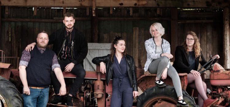 Anna, Jorrit en Laura stellen zich voor (Team 2017)
